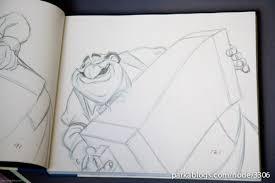 book review animation walt disney animation studios archive