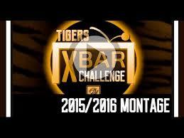 Challenge Montage Tigers Crossbar Challenge Montage 15 16