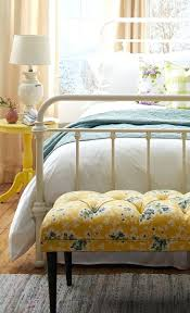 iron bed bench benches metal bed frame bench instructions wrought