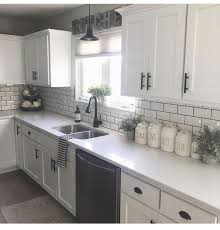 what color hardware for white kitchen cabinets pin by boothe on kitchen kitchen cabinets decor