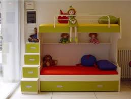 Two Bunk Beds Bunk Bed Ideas For Room Modern Home Decor