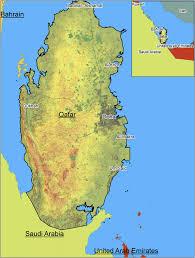 Doha Qatar Map Groundwater Vulnerability Mapping Of Qatar Aquifers Pdf Download