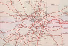 Boston Commuter Rail Map by Transit Maps