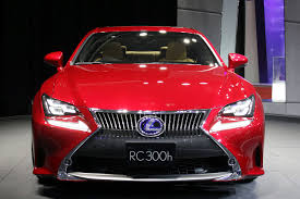 lexus rc 300t 2015 lexus rc 300h photos cars magazine