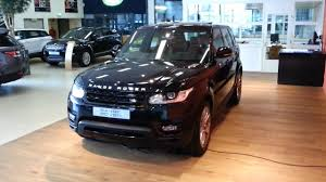 land rover black 2015 land rover range rover sport 2015 in depth review interior