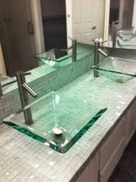 tile bathroom countertop ideas bathroom decor vanity glass tile counter top bathrooms