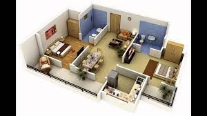 2 bedroom house floor plans two 2 bedroom apartment house plans