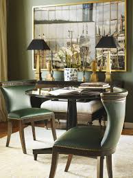 hickory dining room chairs the jacqueline dining chairs and turner center table make for a