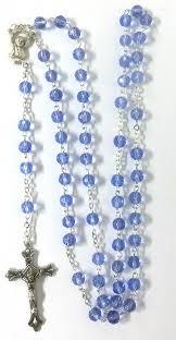italian rosary december birthstone rosaries from italy italian rosary