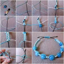 diy bracelet with beads images How to make lovely beads bracelet creativity beads and bracelets jpg
