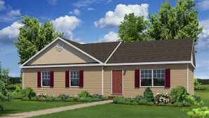 Cape Cod Modular Floor Plans by Wolf Run Ranch Style Modular Homes