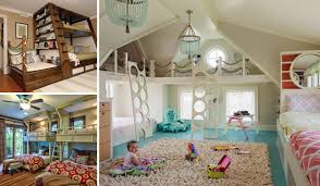 Kid Room Ideas  Most Amazing Design Ideas For Four Kids Room - Design a room for kids