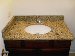 Granite Bathroom Vanity by Granite Vanity Tops Picture How To Clean Granite Vanity Tops