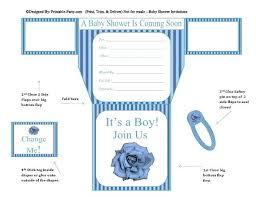 printable diaper template printable diaper invitation template printable free diaper