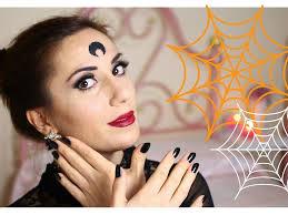 makeup strega halloween carnevale the black moon clan sailor
