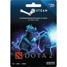 10 dollar steam gift card valve dota 2 steam wallet card 20