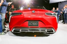 lexus lc colors by design lexus lc 500