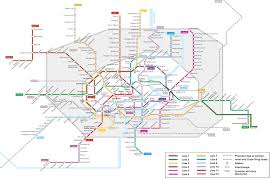 Metro Route Map by Icsoc 2012 Tenth International Conference On Service Oriented