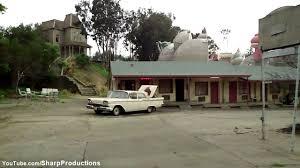bates motel universal studios hollywood studio tour youtube