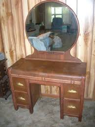 Upcycled Vanity Table Vanities Art Deco Bathroom Mirrors For Sale Art Deco Mirrored