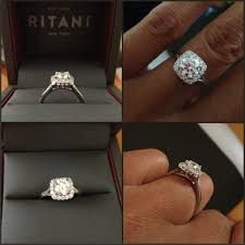ritani reviews post your ritani halo set weddingbee