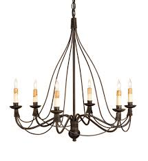 Chandelier Company Currey And Company 9421 6 Light Trademark Chandelier Blacksmith