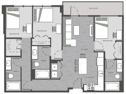 images of floor plans floor plans luxury apartments in arlington 101 center
