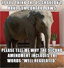 Second Amendment Meme - it s amazing how often the second half of the 2nd amendment gets
