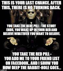 Meme Generator Morpheus - morpheus blue red pill meme generator imgflip