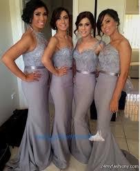 silver wedding dresses for brides winter wedding silver bridesmaid dresses 2016 2017 b2b fashion