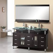 bathroom double basin unit cream bathroom cabinet white wood