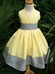 flower dresses yellow and grey wedding dresses in jax