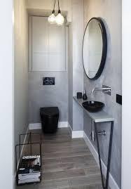 schwarze badezimmer ideen die besten 25 schwarze toilette ideen auf beton