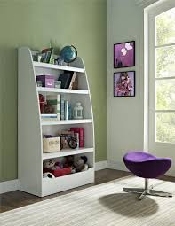 Sauder Bookcase With Glass Doors by Top 30 Collection Of White Bookcases And Bookshelfs