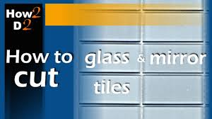 how to cut mirror glass tile tool for cutting glass or mirror
