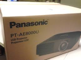home theater projector under 1000 panasonic pt ae8000u full hd 3d home theater projector