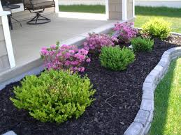 new easy landscape ideas for front of house modern garden