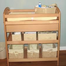 Changing Table Organization The Organized Nursery Hgtv