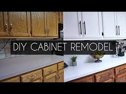 can i paint cabinets without sanding them diy how to paint cabinets without sanding vlog