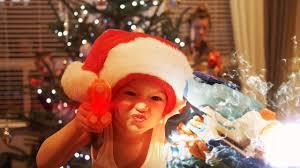 baby christmas nerf war gun baby 5