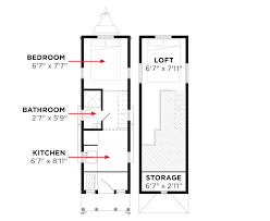 100 tiny cabin floor plans an affordable tiny house design