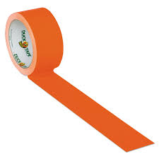 halloween duct tape duck colored duct tape 9 mil 1 88