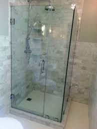 glass shower door hinge outstanding small shower doors 57 small shower ideas no door