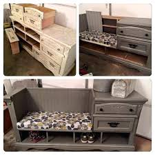 Mudroom Storage Bench Add Seating And Storage To An Entryway Or Mudroom With The