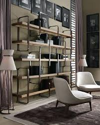 bookcase burlap bookshelves an inexpensive way to deal with