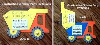 construction birthday party pegsgottado