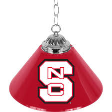 nc state pool table light north carolina state 14 in single shade bar l lrg1200 ncs the