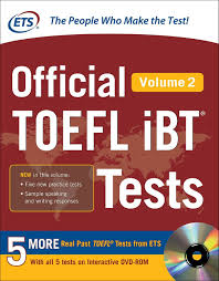 toefl ibt essay samples official toefl ibt tests with audio cd by educational testing service official toefl ibt tests volume 2