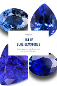 blue gemstones rings images List of blue gemstones list with examples gem rock auctions jpg