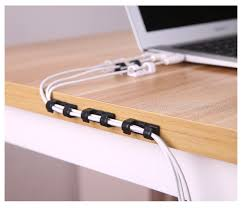 Cable Organizer Desk 20pcs Cable Winder Earphone Cable Organizer Wire Storage Charger